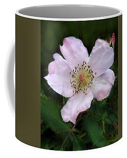Wild Carolina Rose Coffee Mug