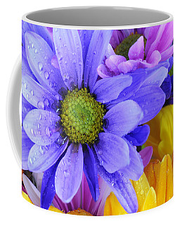 Wild Crazy Daisies 2 Coffee Mug