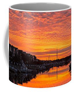 Wild Dunes Sunset Isle Of Palms Coffee Mug