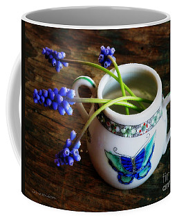 Wild Flowers In Sugar Bowl Coffee Mug