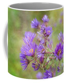 Wild Flowers In The Fall Coffee Mug