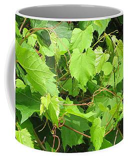 Wild Grapevine Coffee Mug