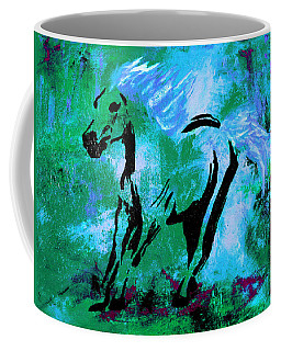 Wild Midnight Coffee Mug