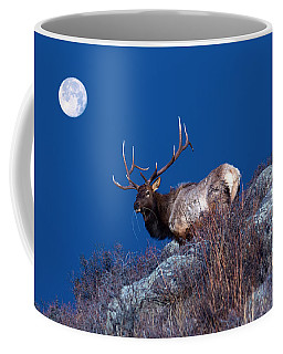 Wild Moon Coffee Mug