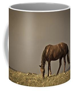 Wild Mustangs Of New Mexico 20 Coffee Mug