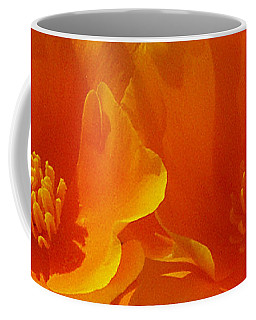 Wild Poppies Coffee Mug by Ben and Raisa Gertsberg