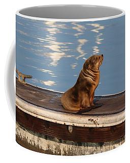 Wild Pup Sun Bathing Coffee Mug