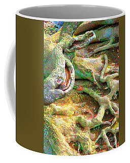Wild Roots By Christopher Shellhammer Coffee Mug