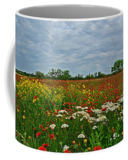 Wild Texas Coffee Mug