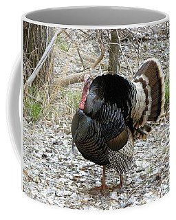 Wild Turkey Mnt Zion Ut Coffee Mug
