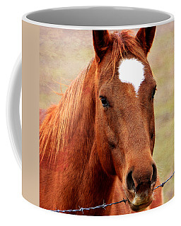 Wildfire - Equine Portrait Coffee Mug