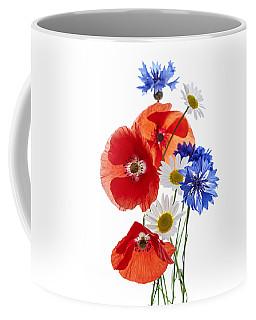 Wildflower Arrangement Coffee Mug