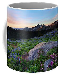 Wildflower Dawning Coffee Mug