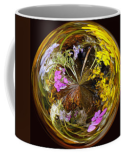 Coffee Mug featuring the photograph Wildflower Paperweight by Gary Holmes
