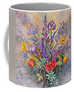 Wildflowers Of Alaska II Coffee Mug
