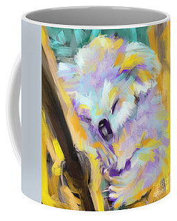 Wildlife Cuddle Koala Coffee Mug
