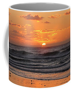 Wildwood Beach Here Comes The Sun Coffee Mug