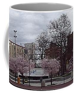 Wilkes-barre In Bloom Coffee Mug by Christina Verdgeline