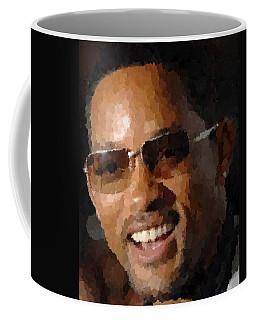 Will Smith Portrait Coffee Mug