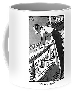 Will That Be All Coffee Mug