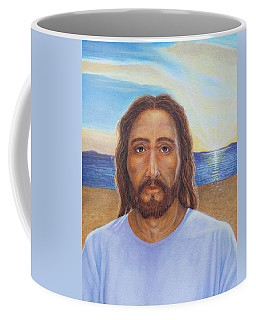 Will You Follow Me - Jesus Coffee Mug