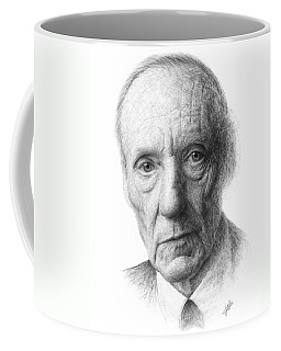 William S. Burroughs Coffee Mug