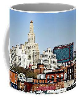 Williamsburg Savings Bank In Downtown Brooklyn Ny Coffee Mug