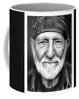 Willie Nelson Coffee Mug