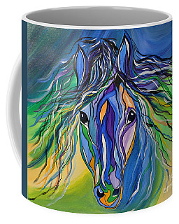 Willow The War Horse Coffee Mug