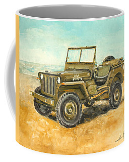 Willys Jeep Coffee Mug
