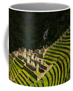 Winay Wayna Wide View Coffee Mug