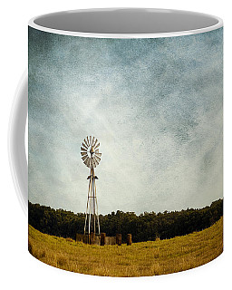 Windmill On The Farm Coffee Mug
