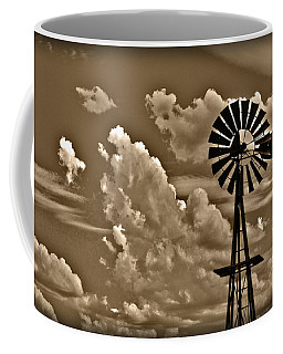 Windmill Coffee Mug