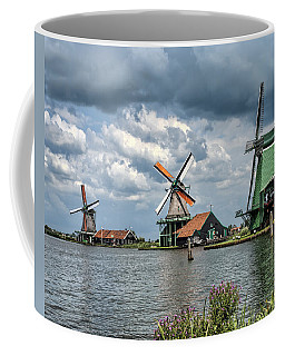 Windmill Trio Coffee Mug