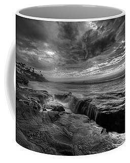 Windnsea Falls Coffee Mug