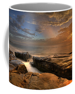 Windnsea Gold Coffee Mug