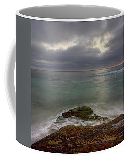 Windnsea Point Sq Coffee Mug