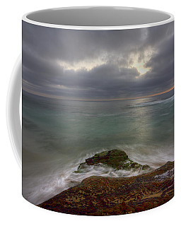 Windnsea Point Sunset Coffee Mug