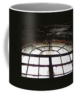 Coffee Mug featuring the photograph Window And Wall by Cleaster Cotton