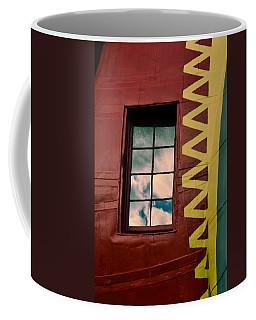 Window Into Lucy Coffee Mug