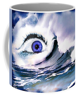 Window Of Your Soul Coffee Mug