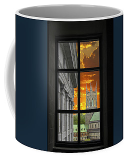 Window Series 03 Coffee Mug