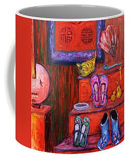 Window Shopping 1 Coffee Mug