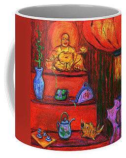 Window Shopping 2 Coffee Mug