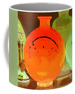 Window Shopping For Glass Coffee Mug