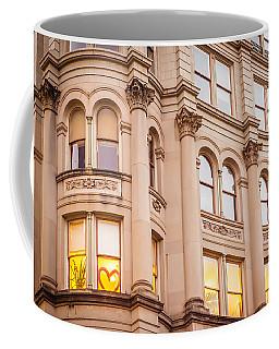 Window To My Heart Coffee Mug