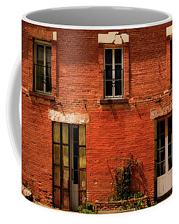 Windows And Doors Coffee Mug