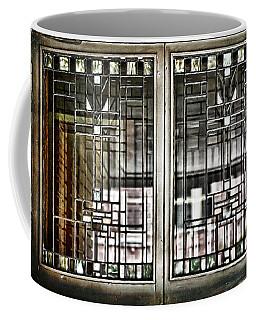 Windows Of A Prairie House  Coffee Mug