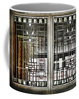 Windows Of A Prairie House  Coffee Mug