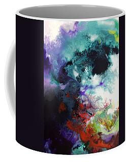 Windswept Canvas One Of Three Coffee Mug